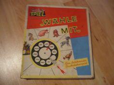 DDR Spiel Wähle mit - Buchstabierspiel