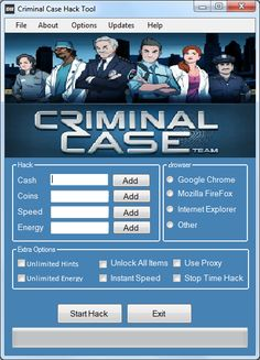 Tool hack survey criminal free trainer cheats without download case