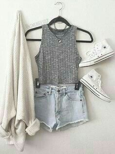 Stunning 50 Cute Summer Outfits Ideas For Teens Fashiotopia A Wrap Out . - Stunning 50 Cute Summer Outfits Ideas for Teens fashiotopia A Wrap Outfit GQ Stunning 50 Cute Summe - Fashion Mode, Teen Fashion Outfits, Fall Outfits, Fashion Ideas, Dress Outfits, Women's Dresses, Fashion Inspiration, Shorts Outfits For Teens, Latest Fashion