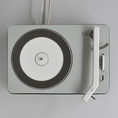 Dieter Rams . PC 4, for Braun, 1960