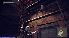 Les joueurs habitués à la patte mécanique des studios PlatinumGames ne seront pas totalement dépaysés : esquives, attaques faibles, puissantes ou Katana parleront à tout un chacun.   http://lamaisonmusee.com/