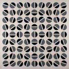 Julio Le Parc - Rotation Acelérée.  Art Experience NYC  www.artexperiencenyc.com
