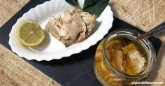 Cómo hacer conserva de bonito del norte Spanish Tapas, Pudding, Desserts, Food, Pickling, Cooking Recipes, Home Canning, Healthy Recipes, How To Make