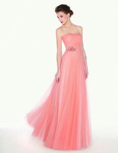 Vestido de fiesta colección Couture Club 8G277