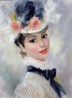 Festő: John Frederick Lloyd Strevens