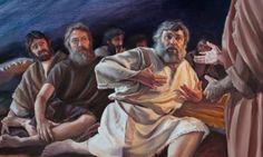 Pietro viene rimproverato da Paolo davanti ad altri