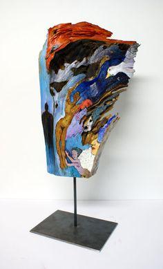 Flamme - E.Lacroix-Mathieu
