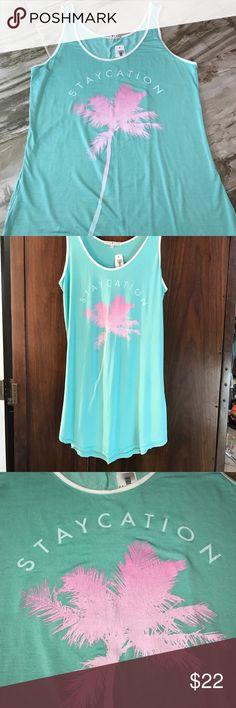 e1ea39650f84 Sleeping shirt Staycation Junk Food Clothing Intimates & Sleepwear Pajamas