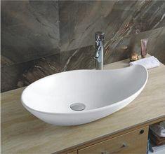Beautiful Morning keraaminen Pisara malja-allas pop-up pohjaventtiilillä! | Styledesign.fi - designia kotiin ja kylpyhuoneeseen -