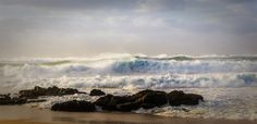 Rough Surf at Waimea Bay by Joanne  on 500px