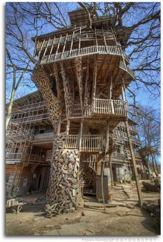 how to build treehouse