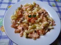 Foto Rezept Nudeln mit Räucherlachs und Rahmsauce