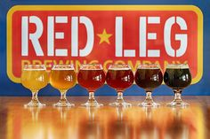 Red Leg Brewing Company is a Veteran owned production brewery in Colorado Springs, Colorado. Red Leg's unique name is derived from the Civil War battlefields, where artillery soldiers wore a cardinal stripe on their pant leg to denote their location on the field of battle.