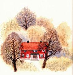 By Ilon Wikland