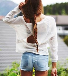 street style casual summer outfit