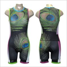 TriFlare - Womens Triathalon Wear - Be InTRIguing.  #triflare