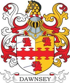 Dawnsey Family Crest and Coat of Arms
