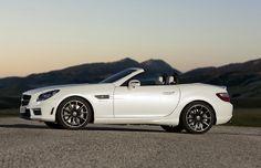 Mercedes-Benz to launch SLK 55 AMG today  #MercedesBenz