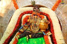 Karthika Brahmotsava Chandraprabha Vahanam