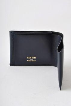 "Isaac Reina ""One Leaf"" Left Wallet"
