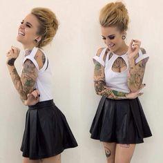 Phoebe Dykstra is my fashion idol :3