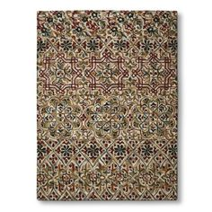 This will tie the room together. Threshold™ Marrakesh Rug