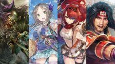 Koei Tecmo conferma l'arrivo in occidente di quattro giochi