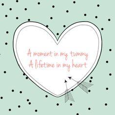 Voor altijd in mijn hart. #hart #geboortekaartje #mint #pijltjes #geboortekaart #geboorte #geboortetekst #quote