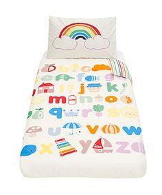 little bird cot bed duvet set Cot Bed Duvet Set, Cot Bedding, Duvet Sets, Bright Nursery, Cool Kids Bedrooms, Kid Rooms, Rainbow Bedroom, Baby Club, Baby Bedroom