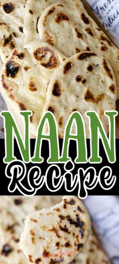 Naan Bread Recipe Easy, Homemade Naan Bread, Recipes With Naan Bread, Flatbread Recipes, Dinner Recipes Easy Quick, Delicious Dinner Recipes, Quick Easy Meals, Yummy Food, Easy Recipes