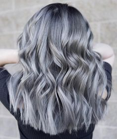 "1,262 Likes, 7 Comments - Fanola Professional USA (@fanola_usa) on Instagram: ""Stunning silver by @tikveatan using @fanola_usa color."""