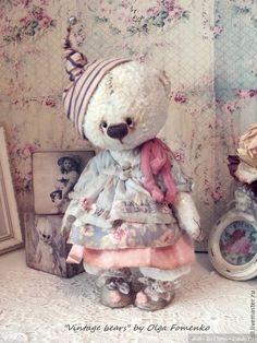 Авторские игрушки Ольги Фоменко, Калининград / Игрушки / Бэйбики. Куклы фото. Одежда для кукол