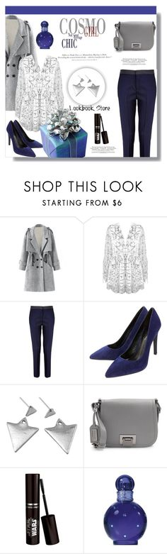 """Women Fashion"" by cherry-bh ❤ liked on Polyvore featuring Paul Smith, Lola Cruz, H&M, Badgley Mischka, Britney Spears, womensFashion, lookbookstore and WomensClothingOnline"