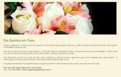 Casa | Santa Gemma Floricultura