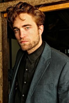 Robsten Dreams: Rob Pic of the Day ~  All grown up. Scruffy and hot. --Sydney Morning Herald Australia, October 2012