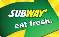 Subway GiftCard