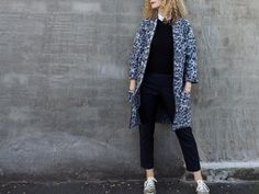 I didn't get around to making a Berlin Jacket when we released the pattern last winter so of course it carried over to this years winter sewing list. We have a Berlin sample in our Melbourne store and it's been a regular go-to when...