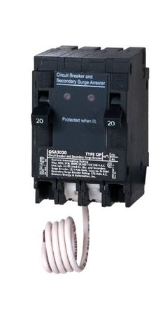 Sale Siemens Whole House Surge Protection with Two 20 Amp Circuit Breakers Cheap Price Discount Discount Appliances, Home Appliances, Electrical Breakers, Structured Wiring, Gadget World, Green Led, Best Black Friday, Latest Gadgets, House