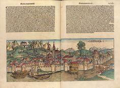 1034: UFO in The Nuremberg Chronicle