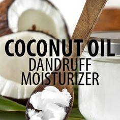 HOMEMADE ANTI DANDRUFF HAIR OIL