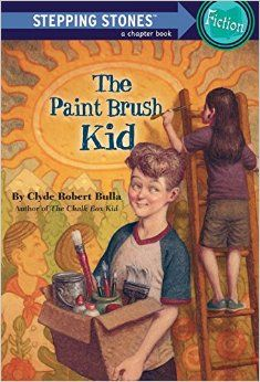 Additional text for the last book club meeting. This allows students to preview other books by the authors or in the same series of the book club books. The Paint Brush Kid, by Clyde Robert Bulla.