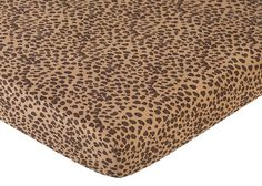 Cheetah Girl Fitted Crib Sheet for Baby and toddler Beddi... https://www.amazon.com/dp/B002905T1O/ref=cm_sw_r_pi_dp_6UvBxb4FHAFJB
