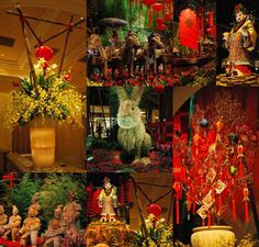 Chinese New Year Decoration On Pinterest