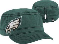 Philadelphia Eagles Women s New Era Chic Cadet Hat  24.99  http   store.philadelphiaeagles e6b34aade