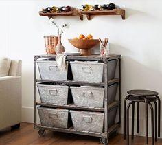Turlock Storage Table | Shop Storage/Organization... | Pinterest ...