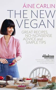 Aine Carlin The New Vegan book