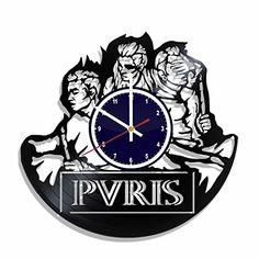Wall clock PVRIS rock band made from real vinyl record, P... https://www.amazon.com/dp/B074TVKDBG/ref=cm_sw_r_pi_dp_U_x_XesvAbBFMCRCX