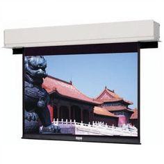 "Da-Lite Advantage Deluxe Electrol Matte White Electric Projection Screen Viewing Area: 60"" H x 60"" W"