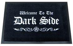 Amazon.com: WELCOME TO THE DARK SIDE DOORMAT: Home & Kitchen