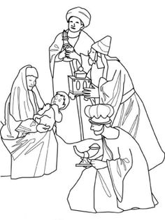 Wise Men Coloring Page - √ 24 Wise Men Coloring Page , Wise Men Travel From Afar Train Coloring Pages, Bible Coloring Pages, Coloring Pages For Kids, Free Online Coloring, Thomas The Train, Wise Men, Religion, Memes, Advent